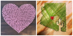 String art options